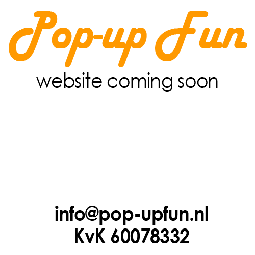 Contact e-mailadres en kvk Pop-up Fun